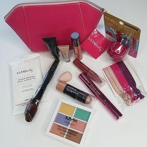 NEW Ulta Makeup Bag Filled with Product